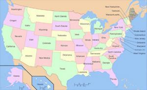 US MAP to help locate experts